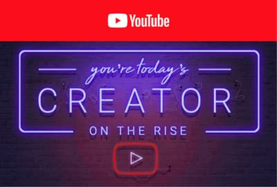 YouTube Creator on the Rise